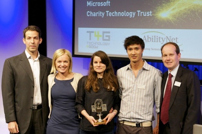 Richard Craig & Mariella Frostrup - Technology4good awards